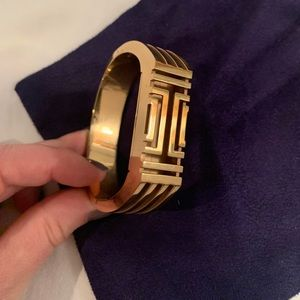 Tory Burch Gold Bangle - Tory Burch for Fitbit